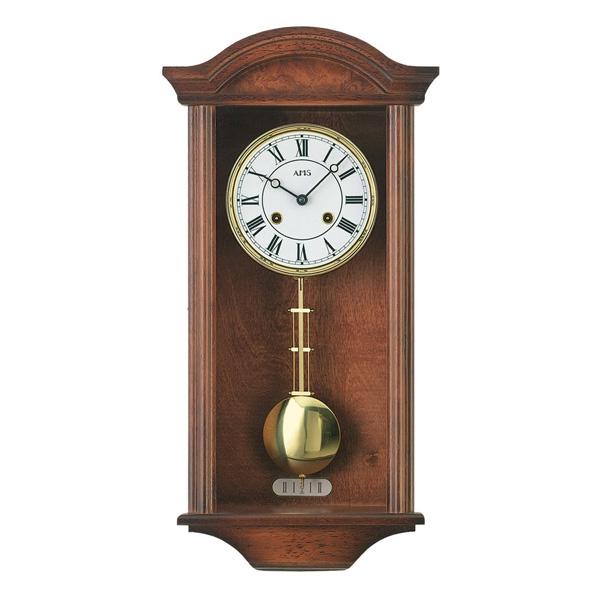 【正規輸入品】ドイツ アームス AMS 614-1 機械式 掛け時計 (掛時計) ボンボン時計 【記念品 贈答品に名入れ(銘板作成)承ります】【熨斗印刷承ります】[送料区分(大)]