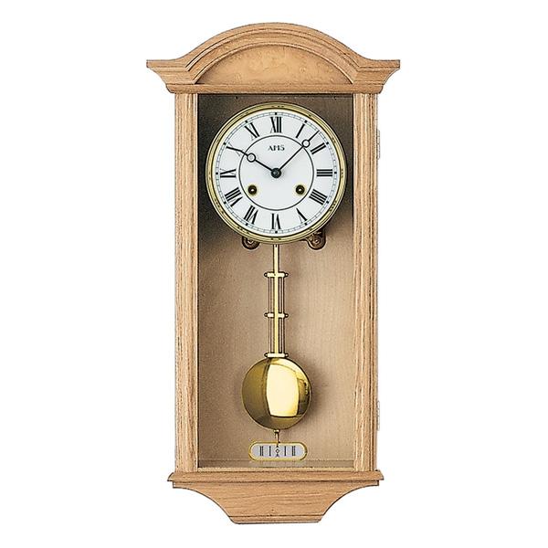 【正規輸入品】ドイツ アームス AMS 614-5 機械式 掛け時計 (掛時計) ボンボン時計 【記念品 贈答品に名入れ(銘板作成)承ります】【熨斗印刷承ります】[送料区分(大)]