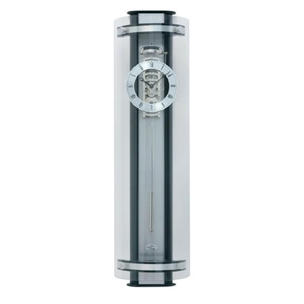 【正規輸入品】ドイツ アームス AMS 633-11 機械式 掛け時計 (掛時計) ベルつき ブラック 【記念品 贈答品に名入れ(銘板作成)承ります】【熨斗印刷承ります】[送料区分(大)]