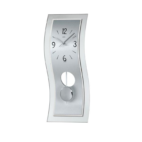 【正規輸入品】ドイツ アームス AMS 7300 クオーツ 掛け時計 (掛時計) 振り子つき 【記念品 贈答品に名入れ(銘板作成)承ります】【熨斗印刷承ります】[送料区分(大)]