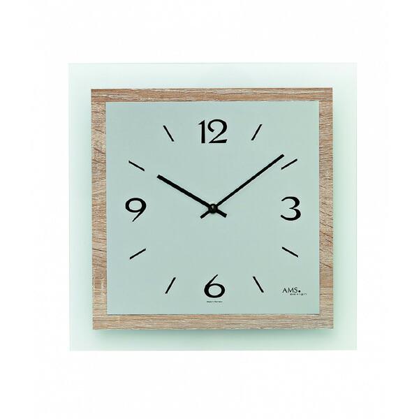 【正規輸入品】ドイツ アームス AMS 9225 クオーツ 掛け時計 (掛時計)  【記念品 贈答品に名入れ(銘板作成)承ります】【熨斗印刷承ります】[送料区分(大)]
