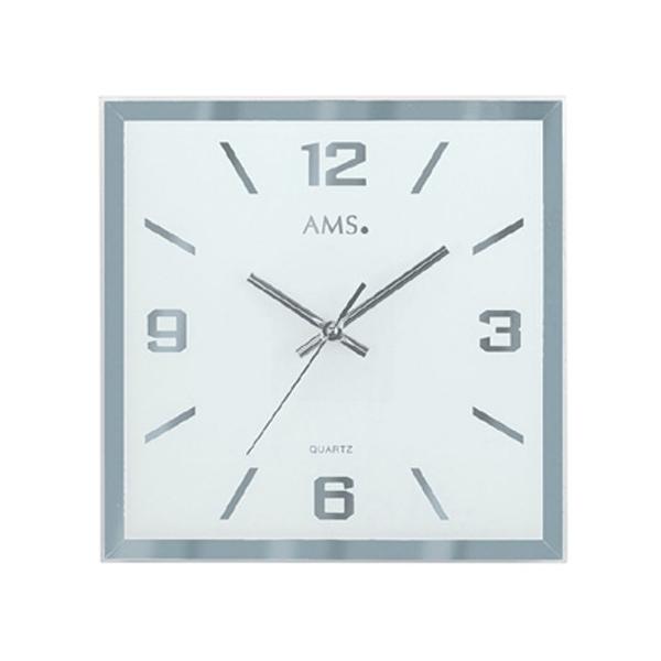 【正規輸入品】ドイツ アームス AMS 9324 クオーツ 掛け時計 (掛時計)  【記念品 贈答品に名入れ(銘板作成)承ります】【熨斗印刷承ります】[送料区分(中)]