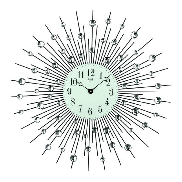 【正規輸入品】ドイツ アームス AMS 9380 クオーツ 掛け時計 (掛時計)  【記念品 贈答品に名入れ(銘板作成)承ります】【熨斗印刷承ります】[送料区分(大)]