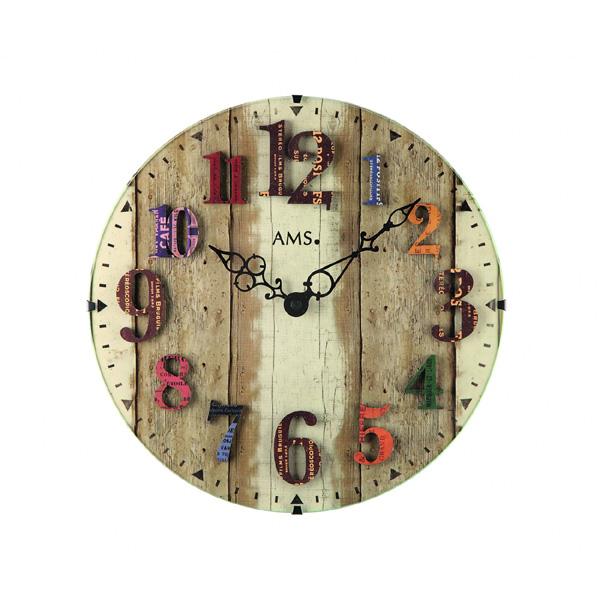 【正規輸入品】ドイツ アームス AMS 9423 クオーツ 掛け時計 (掛時計)  【記念品 贈答品に名入れ(銘板作成)承ります】【熨斗印刷承ります】[送料区分(大)]