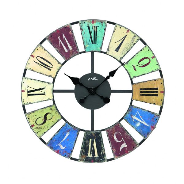 【あす楽】【正規輸入品】ドイツ アームス AMS 9465 クオーツ 掛け時計 (掛時計)  【記念品 贈答品に名入れ(銘板作成)承ります】【熨斗印刷承ります】[送料区分(大)]