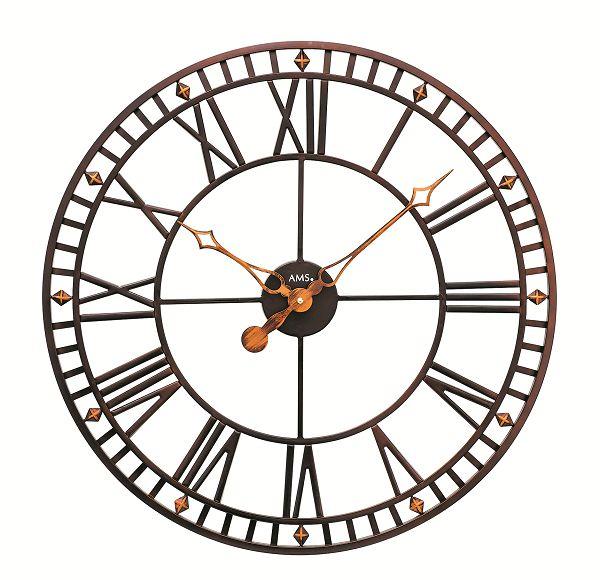 【正規輸入品】ドイツ アームス AMS 9537 クオーツ 掛け時計 (掛時計) 【記念品 贈答品に名入れ(銘板作成)承ります】【熨斗印刷承ります】[送料区分(大)]