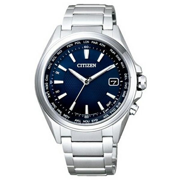 シチズン アテッサ CB1070-56L CITIZEN ATTESA エコ・ドライブ 電波時計 ダイレクトフライト ブラック メンズ腕時計 CB1070-56L【長期保証5年付】