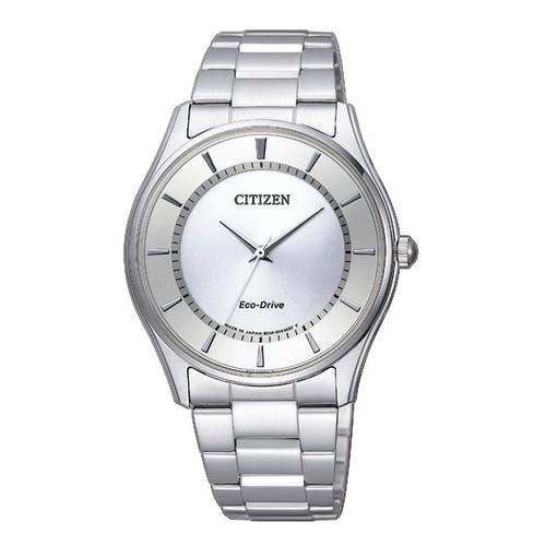 シチズン コレクション BJ6480-51A エコ・ドライブ シルバー メンズ腕時計 【長期保証5年付】