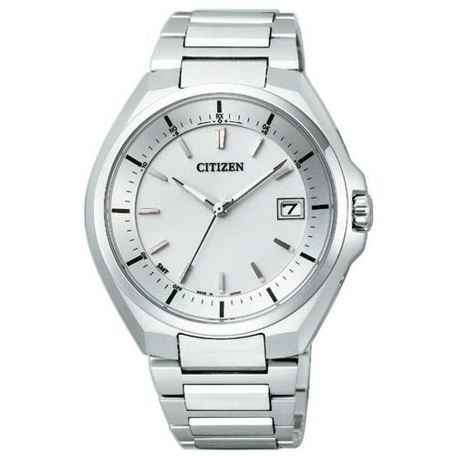 シチズン アテッサ CB3010-57A CITIZEN ATTESA エコ・ドライブ 電波時計 ダイレクトフライト シルバー メンズ腕時計 【長期保証5年付】