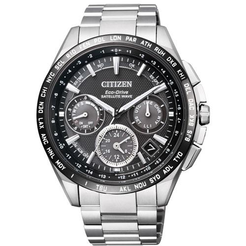 シチズン アテッサ CC9015-54E CITIZEN ATTESA エコ・ドライブGPS衛星電波 F900 ダブルダイレクトフライト ブラック メンズ腕時計 【長期保証5年付】