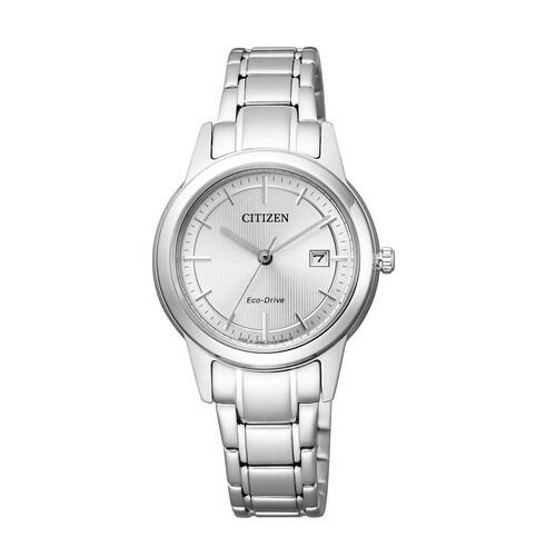 シチズン コレクション FE1081-67A エコドライブ シルバー レディース腕時計 【長期保証5年付】
