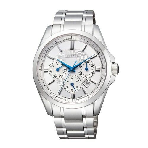シチズン コレクション NB2020-54A メカニカル 自動巻 シルバー メンズ腕時計 【長期保証5年付】