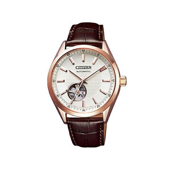 CITIZEN シチズンコレクション メカニカル クラシカルシリーズ メンズ NH9110-14A メンズ腕時計 【長期保証】