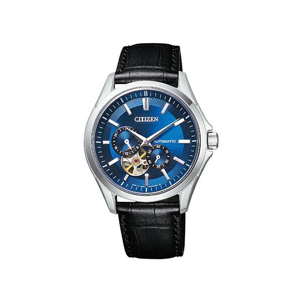 CITIZEN シチズンコレクション メカニカル ロイヤルブルーコレクション メンズ NP1010-01L メンズ腕時計 【長期保証】