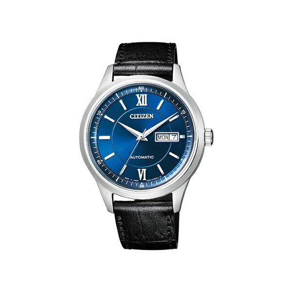CITIZEN シチズンコレクション メカニカル ロイヤルブルーコレクション メンズ NY4050-03L メンズ腕時計 【長期保証】