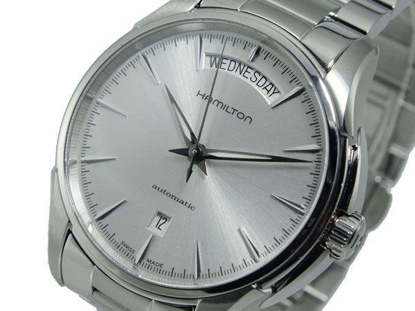 HAMILTON ハミルトン H32505151 ジャズマスター 自動巻 メンズ 腕時計 【長期保証3年付】