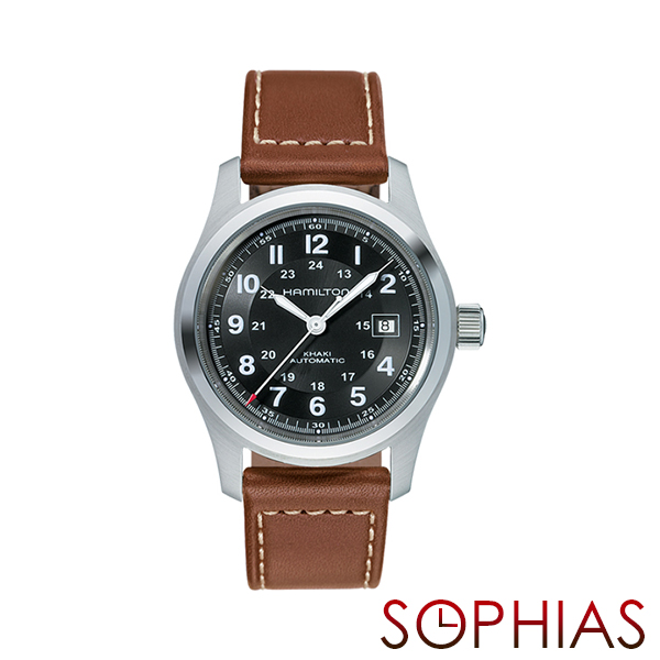 HAMILTON ハミルトン H70555533 カーキフィールド オート 自動巻き 腕時計 [ST] 【長期保証3年付】