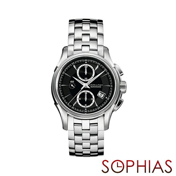 HAMILTON ハミルトン H32616133 腕時計 ジャズマスター クロノグラフ 【長期保証3年付】