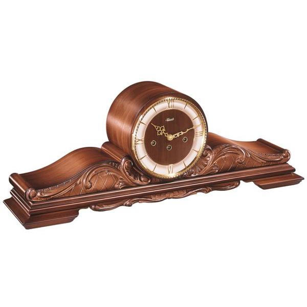【正規輸入品】ドイツ ヘルムレ HERMLE 21116-030340 機械式置時計 日の出タイプ ウォルナット [送料区分(大)]