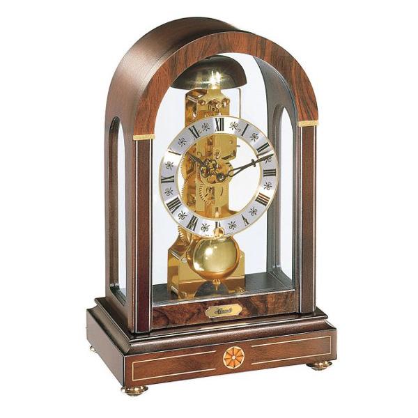 【正規輸入品】ドイツ ヘルムレ HERMLE 22712-030791 機械式置時計 ウォルナット [送料区分(大)]