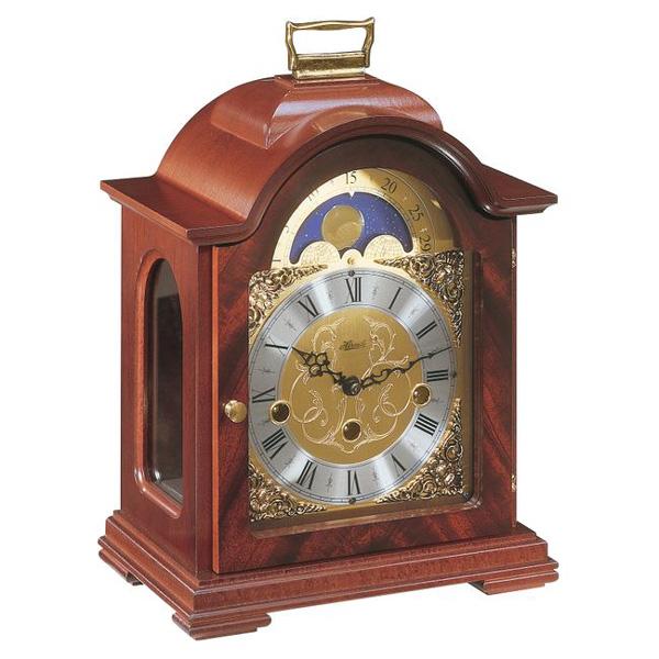 【正規輸入品】ドイツ ヘルムレ HERMLE 22864-070340 機械式置時計 マホガニー [送料区分(大)]