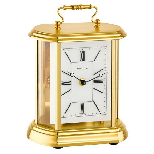 【正規輸入品】ドイツ ヘルムレ HERMLE 23007-000130 機械式置時計 [送料区分(大)]