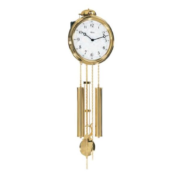 【正規輸入品】ドイツ ヘルムレ HERMLE 60991-000261 機械式掛け時計 真鍮 [送料区分(大)]