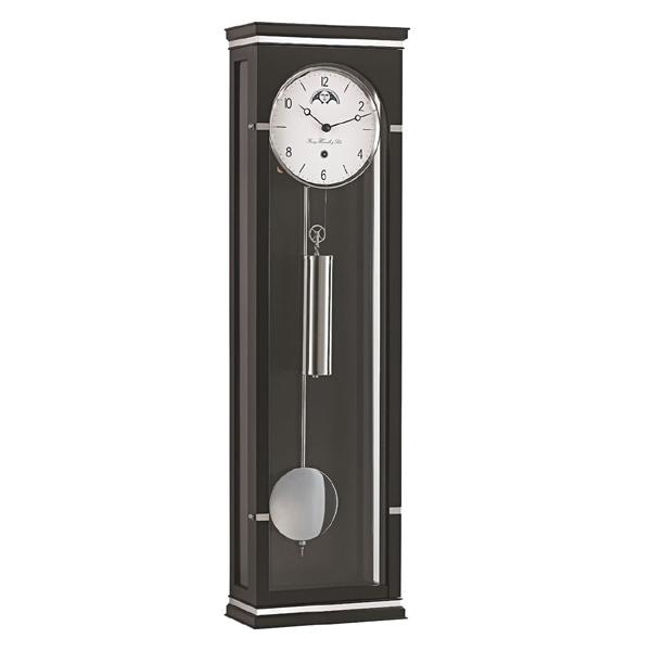 【正規輸入品】ドイツ ヘルムレ HERMLE 70978-740761 機械式掛け時計 ブラック [送料別途お見積り][送料区分(大)]