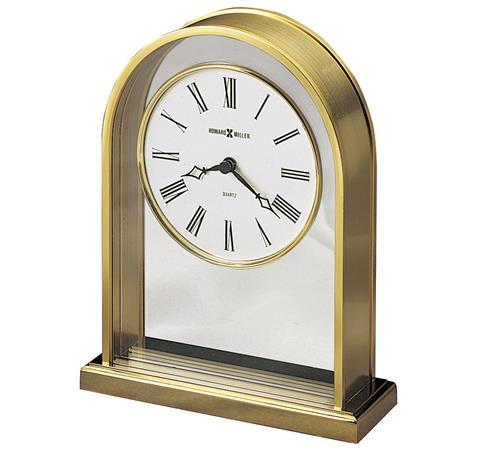 【正規輸入品】 アメリカ ハワードミラー 613-118 HOWARD MILLER REMINISCE クオーツ置き時計
