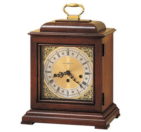 【正規輸入品】 アメリカ ハワードミラー 613-182 HOWARD MILLER LYNTON 機械式置き時計 [送料区分(大)]