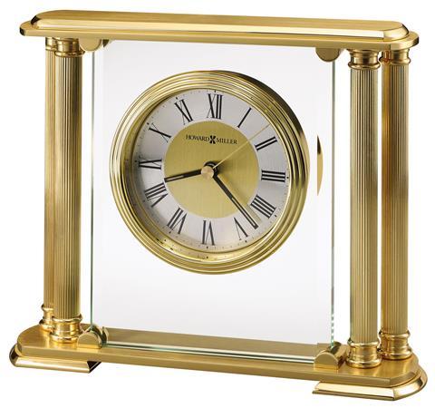 【正規輸入品】 アメリカ ハワードミラー 613-627 HOWARD MILLER ATHENS クオーツ置き時計 [送料区分(大)]