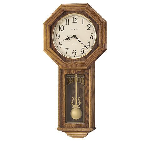 【正規輸入品】 アメリカ ハワードミラー 620-160 HOWARD MILLER ANSLEY クオーツ式柱時計 チャイムつき [送料区分(大)]