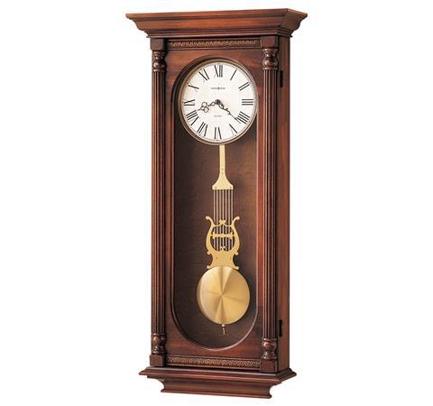 【正規輸入品】 アメリカ ハワードミラー 620-192 HOWARD MILLER HELMSLEY クオーツ式柱時計 チャイムつき [送料区分(大)]