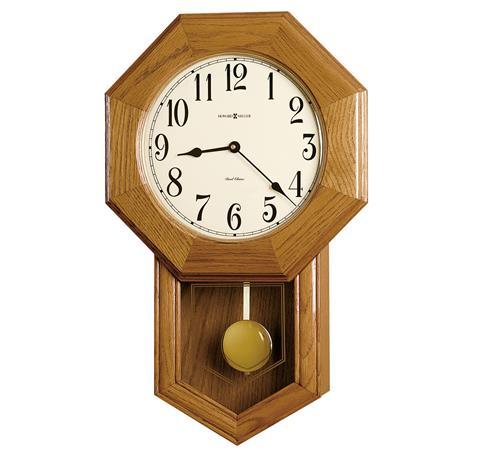【正規輸入品】 アメリカ ハワードミラー 625-242 HOWARD MILLER ISABEL クオーツ式柱時計 チャイムつき [送料区分(大)]