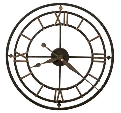 【正規輸入品】 アメリカ ハワードミラー 625-299 HOWARD MILLER YORK STATION クオーツ式掛け時計 [送料区分(大)]