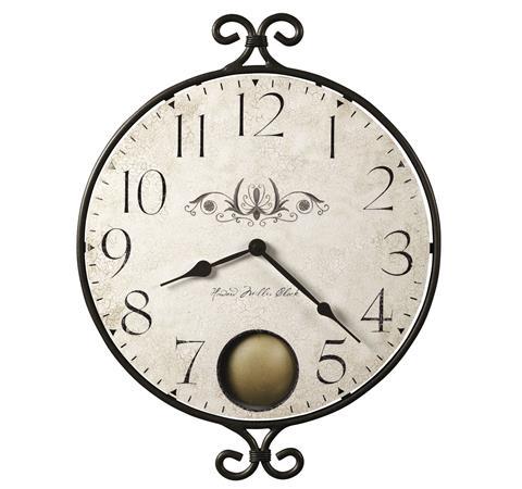 【正規輸入品】 アメリカ ハワードミラー 625-350 HOWARD MILLER RANDALL クオーツ式掛け時計 [送料区分(大)]