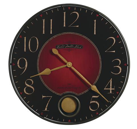 【正規輸入品】 アメリカ ハワードミラー 625-374 HOWARD MILLER HARMON クオーツ式掛け時計 [送料区分(大)]