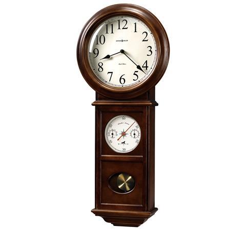 【正規輸入品】 アメリカ ハワードミラー 625-399 HOWARD MILLER CROWLEY クオーツ式柱時計 チャイムつき [送料区分(大)]