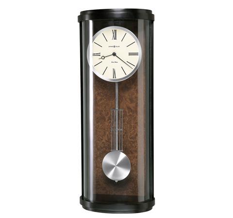 【正規輸入品】 アメリカ ハワードミラー 625-409 HOWARD MILLER CORTEZ クオーツ式柱時計 チャイムつき [送料区分(大)]