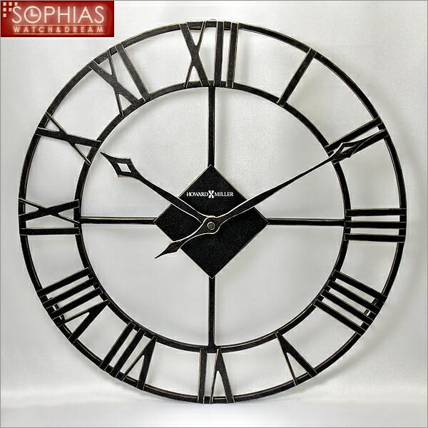 【正規輸入品】 アメリカ ハワードミラー 625-423 HOWARD MILLER LACY クオーツ式掛け時計 [送料区分(大)]