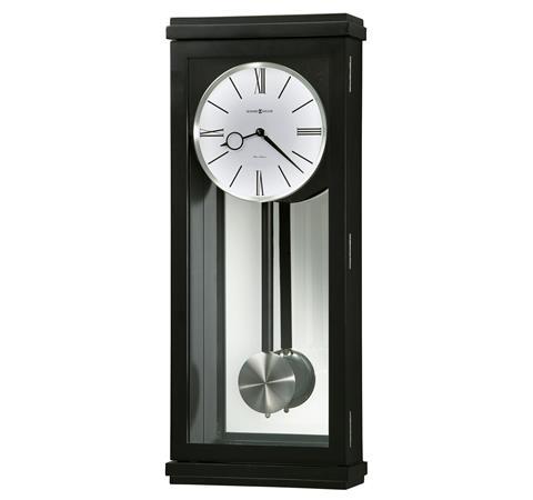 【正規輸入品】 アメリカ ハワードミラー 625-440 HOWARD MILLER ALVAREZ クオーツ式柱時計 チャイムつき [送料区分(大)]