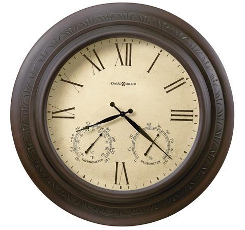 【正規輸入品】 アメリカ ハワードミラー 625-464 HOWARD MILLER COPPER HARBOR クオーツ式掛け時計 [送料区分(大)]