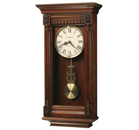【正規輸入品】 アメリカ ハワードミラー 625-474 HOWARD MILLER LEWISBURG クオーツ式柱時計 チャイムつき [送料区分(大)]