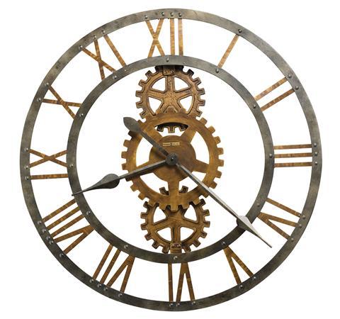 【正規輸入品】 アメリカ ハワードミラー 625-517 HOWARD MILLER CROSBY クオーツ式掛け時計 [送料区分(大)]