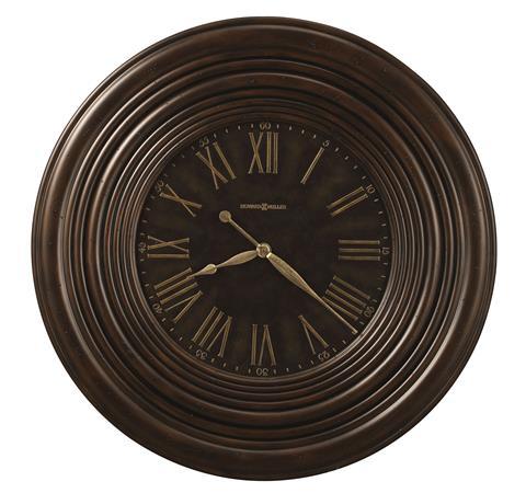 【正規輸入品】 アメリカ ハワードミラー 625-519 HOWARD MILLER HARRISBURG クオーツ式掛け時計 [送料区分(大)]