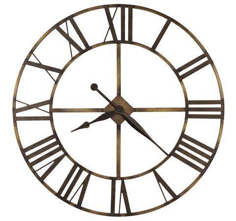 【正規輸入品】 アメリカ ハワードミラー 625-566 HOWARD MILLER WINGATE クオーツ式掛け時計 [送料区分(大)]