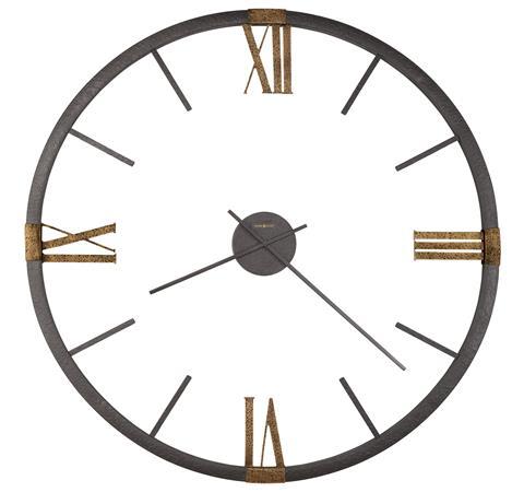 【正規輸入品】 アメリカ ハワードミラー 625-570 HOWARD MILLER PROSPECT PARK クオーツ式掛け時計 [送料区分(大)]