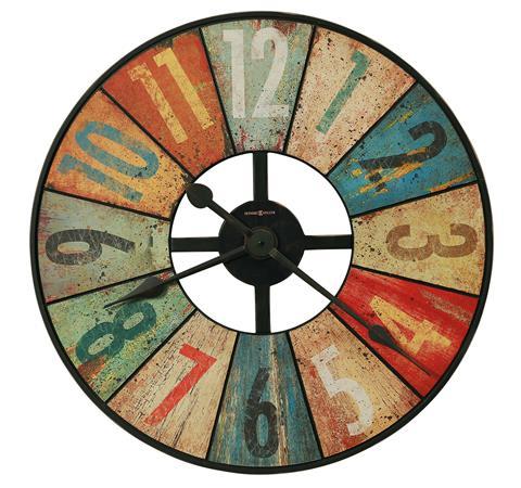 【正規輸入品】 アメリカ ハワードミラー 625-575 HOWARD MILLER GRANGE HALL クオーツ式掛け時計 [送料区分(大)]
