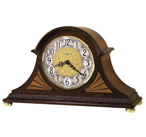 【正規輸入品】 アメリカ ハワードミラー 630-181 HOWARD MILLER GRANT クオーツ置き時計 [送料区分(大)]