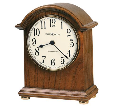 【正規輸入品】 アメリカ ハワードミラー 635-121 HOWARD MILLER MYRA クオーツ置き時計 [送料区分(中)]